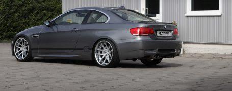 PD-M Rear Bumper for BMW 3-Series E92/E93 Coupé/Cabrio