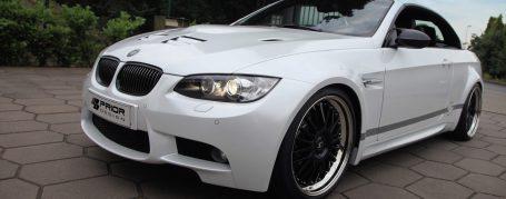 BMW 3-Series E92/E93 Tuning - M3-Style PDM3 Widebody Aerodynamic Kit