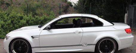 PDM3 WB Side Skirts for BMW E92/E93 Coupé/Cabrio models