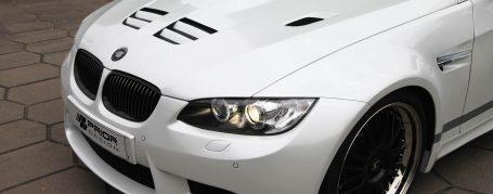 PDM3 WB Front Bumper for BMW E92/E93 Coupé/Cabrio models
