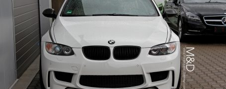 PDM1 Front Bumper suitable for all BMW E92/E93, not M3 models (also PDC and SRA possible)