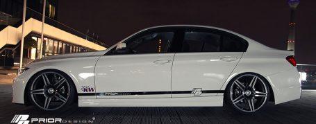 PDM-1 Seitenschweller für BMW 3'er F30/F31 Limousine & Touring