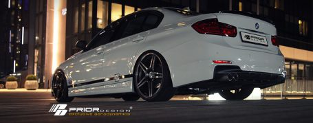 PDM-1 Rear Bumper for BMW 3-Series F30 Limousine