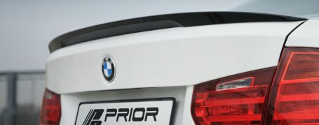 PDM-1 Rear Trunk Spoiler for BMW 3-Series F30 Limousine