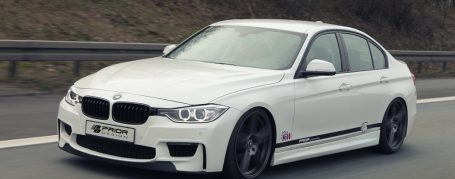 BMW 3-Series F30/F31 Tuning - PDM-1 Aerodynamic Kit