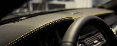 BMW 5-Series F10 exclusive interior - Fine Nappa Leather + Alcantara