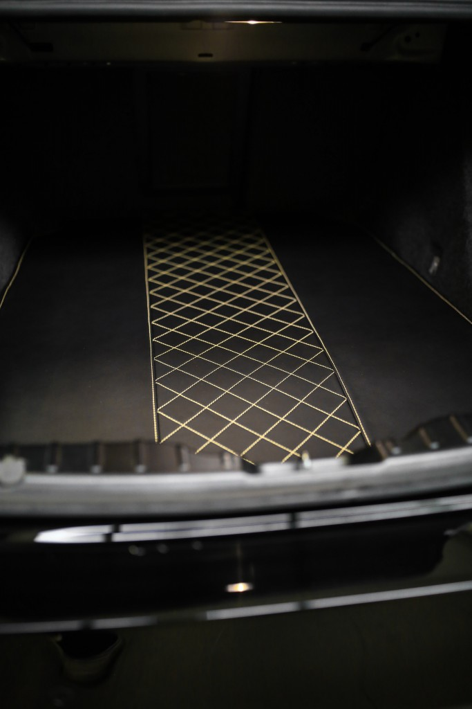 BMW 5er F10 Interieur - Lederausstattung Nappa + Leder Alcantara