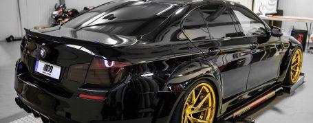 PD55X Rear Bumper for BMW 5-Series F10