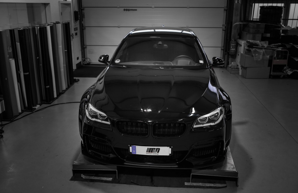 BMW 5er F10 Tuning - PD55X Widebody Aerodynamik-Kit / Bodykit