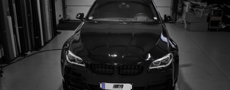 PD55X Front Bumper for BMW 5-Series F10