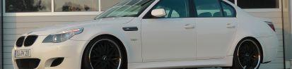 PD-M5 Aerodynamik-Kit für BMW 5'er E60
