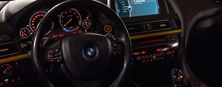 BMW 6'er 650i F13 Coupe - M6-Style Interieur-Design