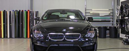 6COUPE4M Front Bumper for BMW 6-Series E63/E64