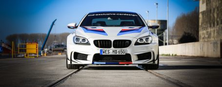 BMW 6-Series F12/F13/M6 Cabrio/Coupe Tuning - PD6XX WB Widebody Aero Kit