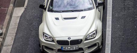 PD6XX Motorhaube passend für BMW 6'er Gran Coupe F06/M6