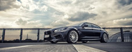 BMW 6-Series Gran Coupe F06/M6 Tuning - PD6XX WB Widebody Kit