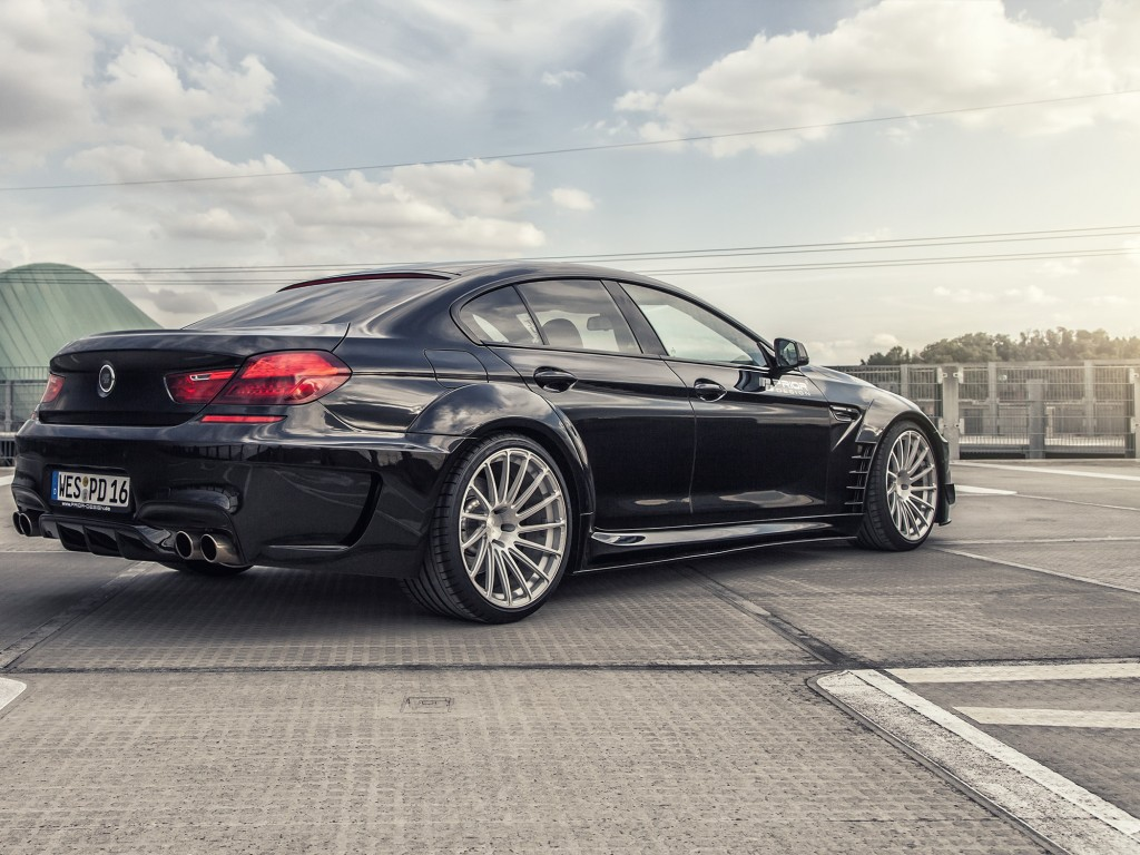 Bmw 6 39 er gran coupe f06 m6 breitbau tuning widebody for Coupe architecture