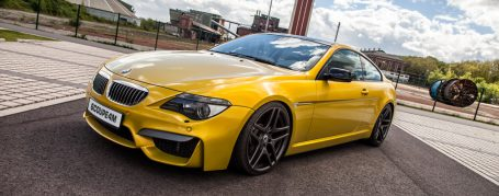 BMW 6-Series E63/E64 Coupe/Cabrio Tuning - 6COUPE4M Aerodynamic Kit