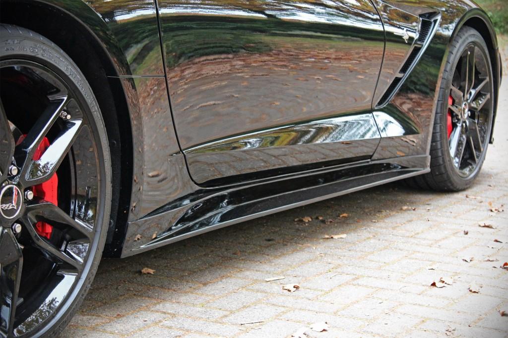 Chevrolet Corvette C7 Stingray Tuning - PDR700 Aerodynamik-Kit
