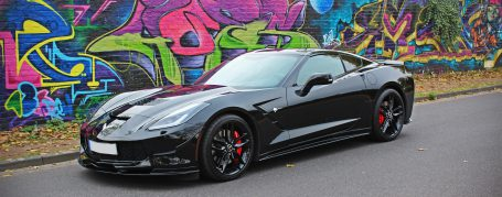 Chevrolet Corvette C7 Stingray Tuning - PDR700 Aerodynamic Kit