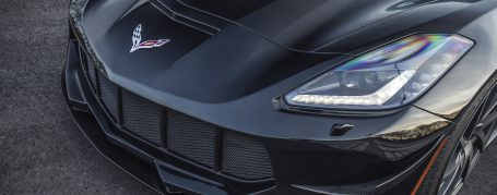 PDR700 Front Bumper incl. Front Add-On Spoiler & Cupwings for Corvette Stingray C7