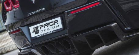 PDR700 Rear Diffusor for Corvette Stingray C7