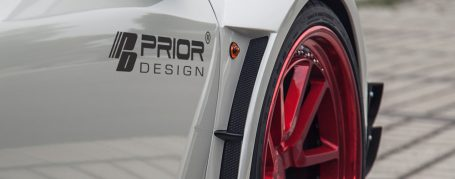 PD458WB Frontkotflügel für Ferrari 458 Italia