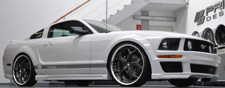 Ford Mustang C5 Tuning - PD Aerodynamik-Kit / Bodykit