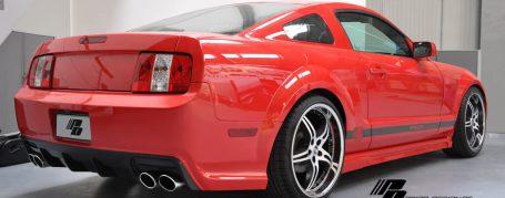 Heckstoßstange für alle Ford Mustang C5 Modelle (auch PDC möglich)