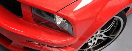 Frontstoßstange passend für alle Ford Mustang C5 Modelle (auch PDC möglich)