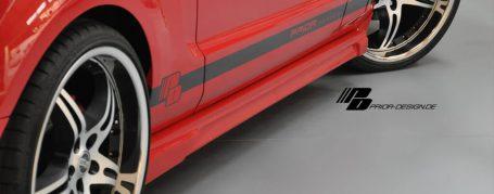 Seitenschwellerpaar (re./li.) passend für alle Ford Mustang C5