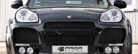 PD Frontstoßstange passend für alle Porsche Cayenne 955 (vor Facelift) Modelle (auch PDC und SRA möglich)