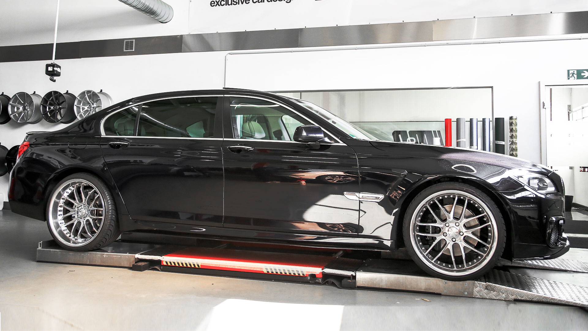 Bmw 7 Series F01 Tuning Pd7r Aerodynamic Kit M D Exclusive Cardesign