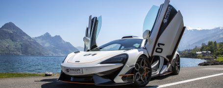 McLaren 570S Tuning - Aerodynamik-Kit / Bodykit