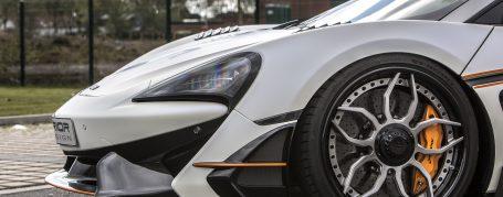 PD1 Frontstoßstange für McLaren 570S