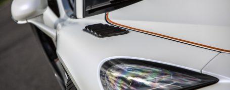 PD1 Kotflügelaufsätze für McLaren 570S