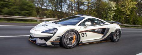 PD1 Dachhutze für McLaren 570S