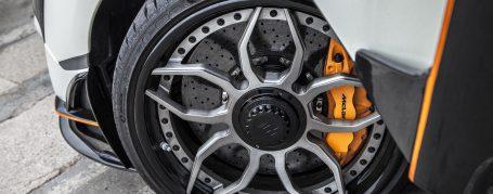 PD1 Cupwings für Seitenschweller für McLaren 570S