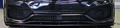PD Black Edition V4 Frontstoßstange für Mercedes CL C216