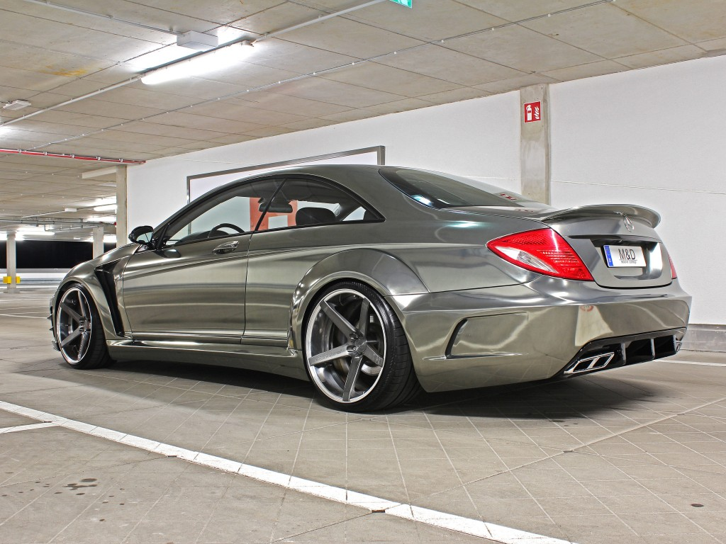 mercedes cl 500 v8 w216 black edition tuning rennen forged wheels r5 x concave felgen in 10. Black Bedroom Furniture Sets. Home Design Ideas