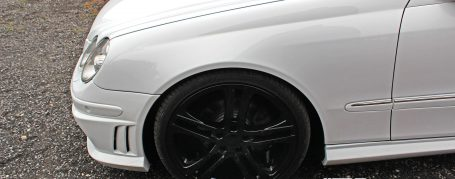 PD Frontstoßstange für Mercedes CLK C209/A209 Coupe/Cabrio