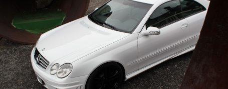 Mercedes CLK C209/A209 Tuning - PD Aerodynamik-Kit / Body-Kit