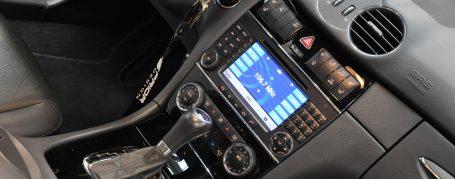 Mercedes CLK C209/W209 exclusive interior
