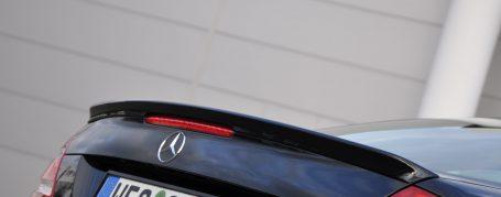 PD Black Edition Rear Trunk Spoiler for Mercedes CLK W209