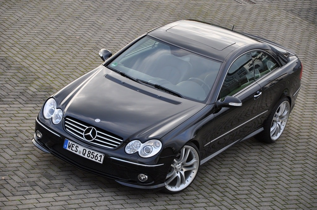 mercedes clk 63 amg black series w209 breitbau tuning pd. Black Bedroom Furniture Sets. Home Design Ideas