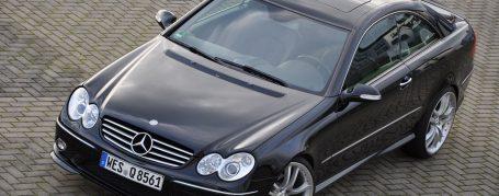 Mercedes CLK C209/W209 Tuning - PD63 Aerodynamic Kit / Body Kit