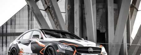 Mercedes CLS W218/C218 Tuning - PD550 Black Edition Aerodynamik-Kit / Body-Kit