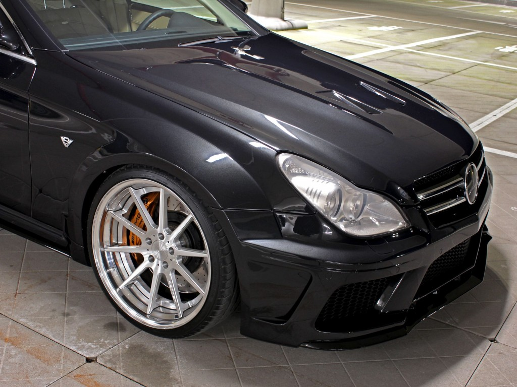 Mercedes E Concave Wheels