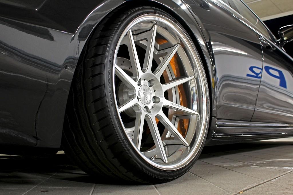 Mercedes CLS 63 AMG W219 Felgen - Rennen Forged R10 Step LipX Concave Wheels