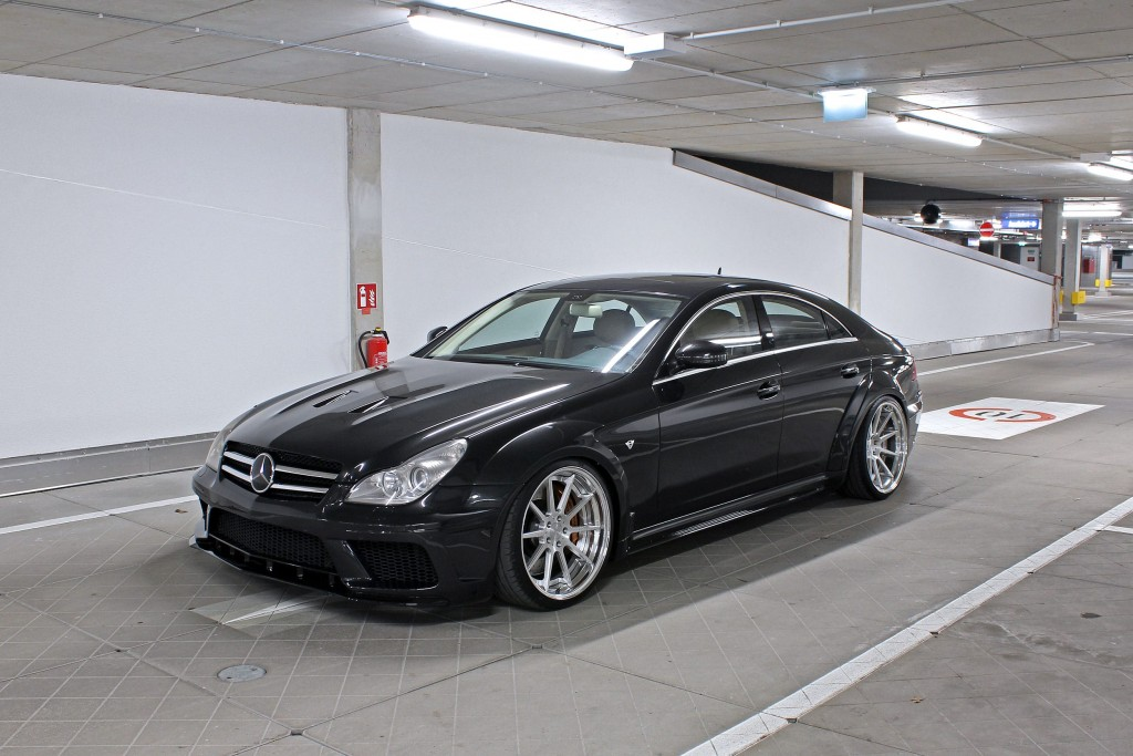 Mercedes Cls Concave Wheels